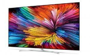 LG Super UHD TV 2017