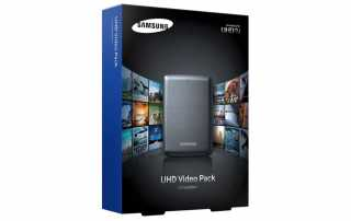 Samsung CY-SUC05SH1 Ultra HD Video Pack