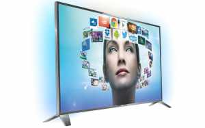 Philips 55PUS8809 mit Android 4K TV