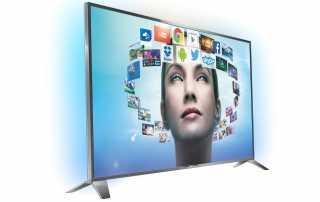 Philips 55PUS8809 mit Android 4K TV