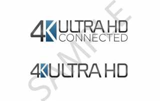 CEA 4K/Ultra HD Logo für den US Markt