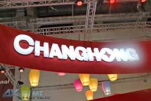 Changhong auf der IFA 2014