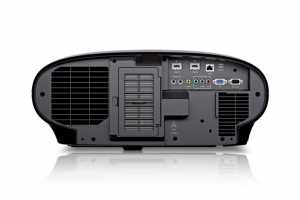 Epson LS10000 Rückseite + Anschlüsse