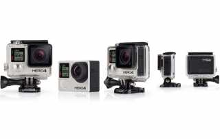 GoPro Hero 4 Black 4K Actioncam