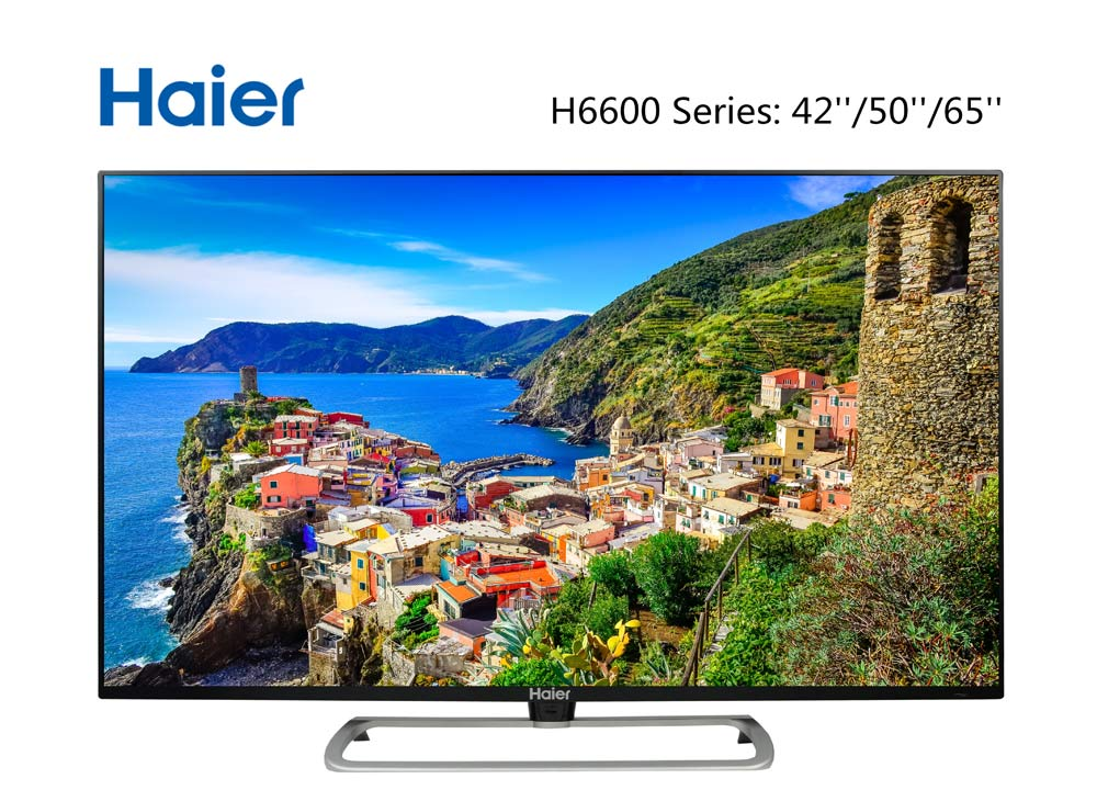 Haier 6600 4K TVs