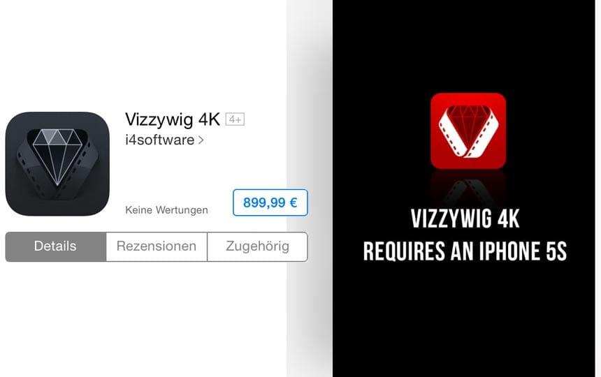 Iphone 4K App