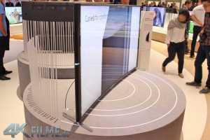 Sony KD-75S9005B Curved 4K TV