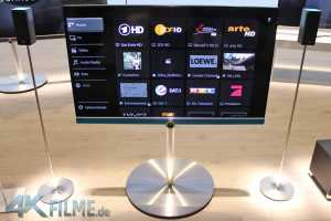 Loewe Connect UHD mit Media Assist