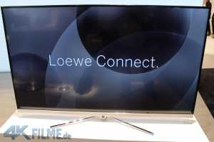 Loewe Connect 4K TV Front