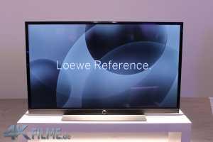 Loewe Reference 4K TV auf der IFA 2014