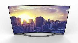 Medion Life X18028 curved 4K TV