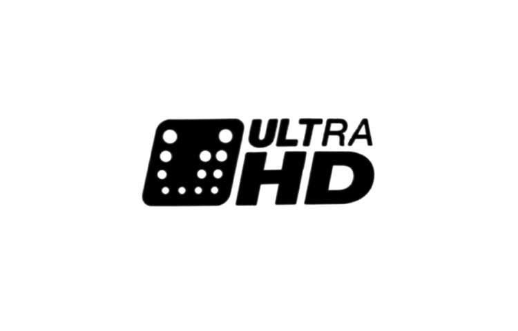 Offizielles Ultra HD Logo