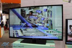 Seiki 55 Zoll 4K Monitor