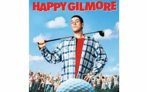 Adam Sandler Happy Gilmore