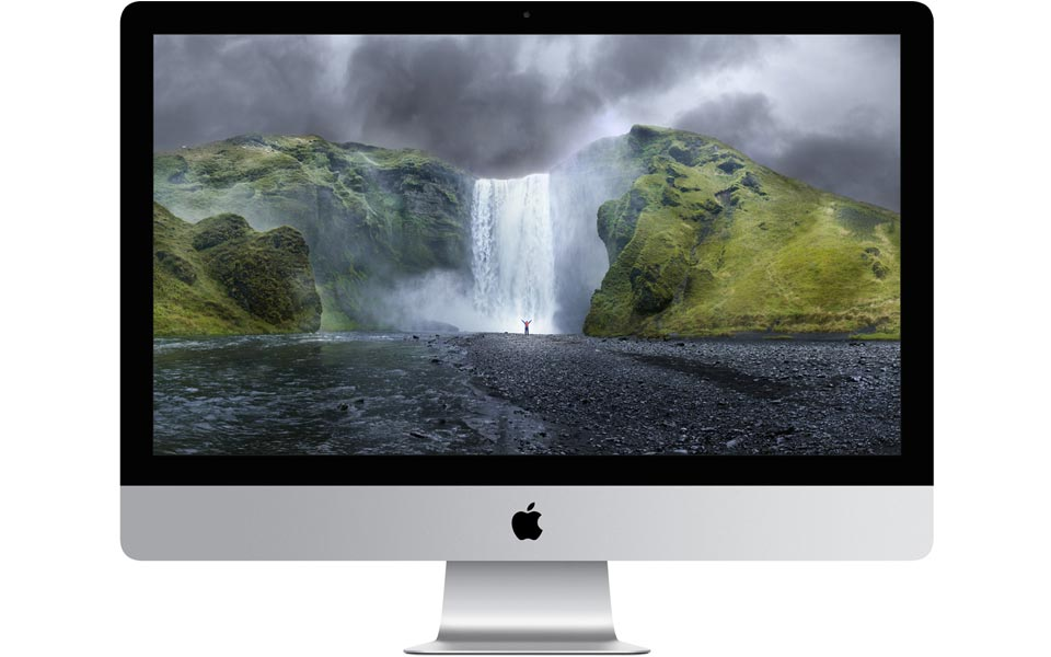 Apple 27 Zoll iMac mit 5K Retina Display