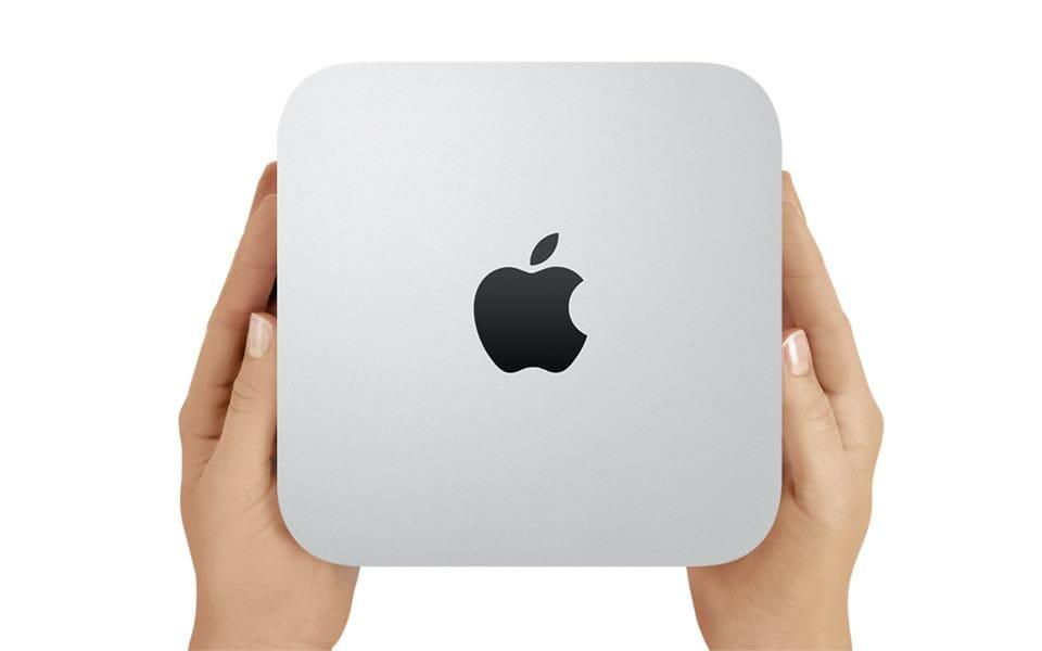 Apple Mac Mini mit 4K Unterstützung