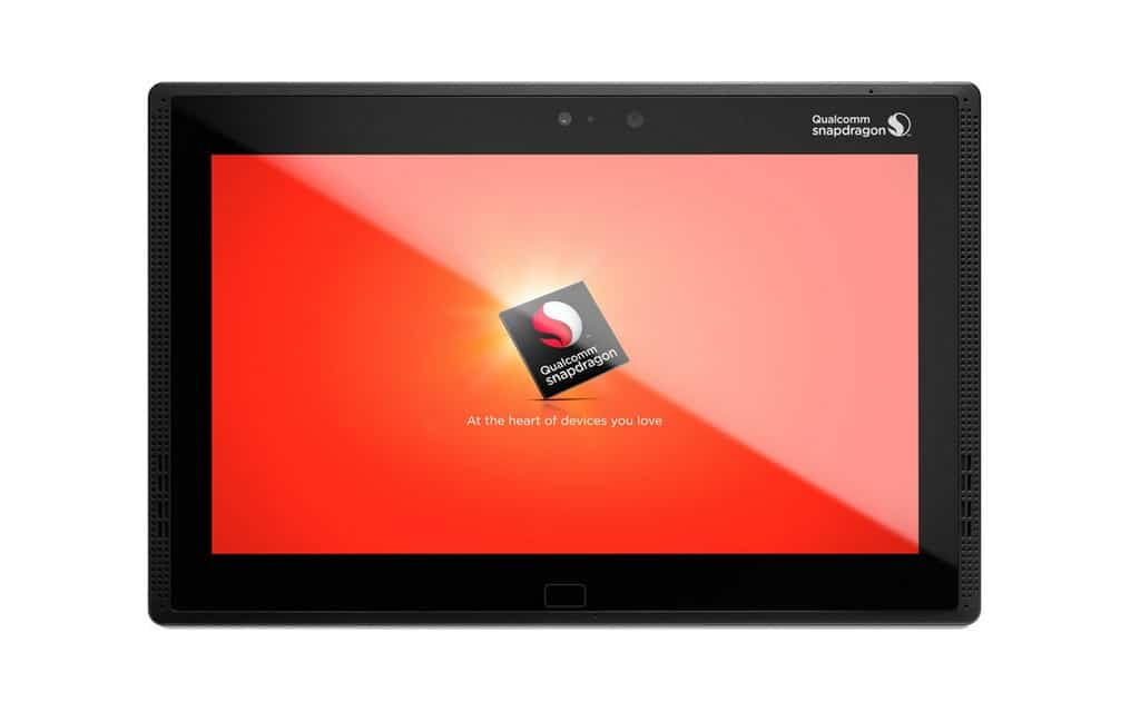 10 Zoll Ultra HD Tablet von Qualcomm mit Snapdragon 810 SoC