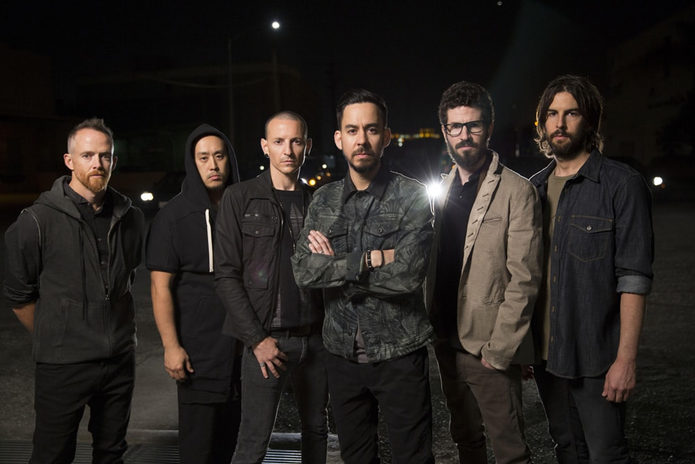 Linkin Park Livekonzert Live am 19. November 2014