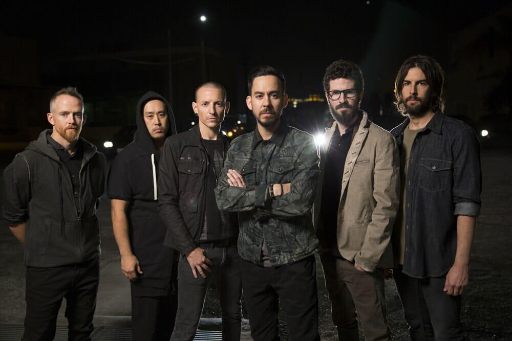 Linkin Park Livekonzert Live am 19. November 2014
