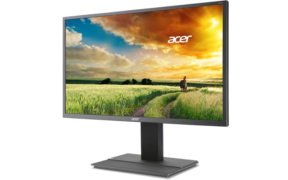 Acer B326HK 4K Monitor mit 32 Zoll