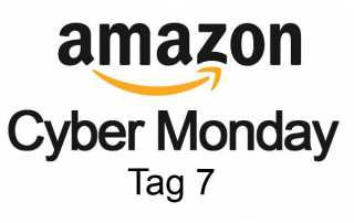 Amazon Cyber Monday Tag 7
