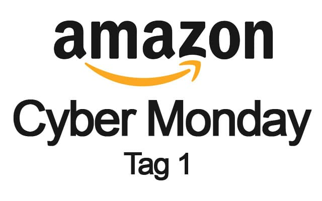 Amazon Cyber Monday Tag 1