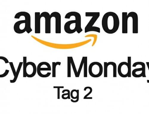 Amazon Cyber Monday – Tag 2