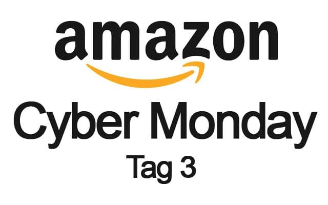 Amazon Cyber Monday Tag 3