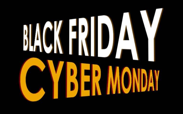 Angebote zum Black Friday und Cyber Monday