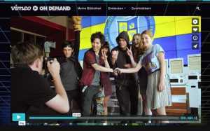 """Ultra HD Trailer der Webserie """"Video Game High School"""""""