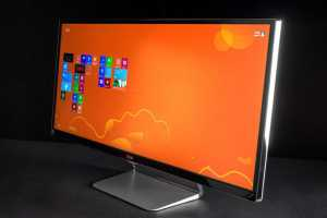 Der LG 8K Monitor könnte ein ähnliches Design haben
