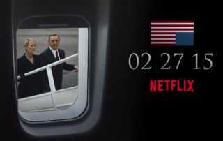 House of Cards Staffel 3 startet am 27. Februar 2015