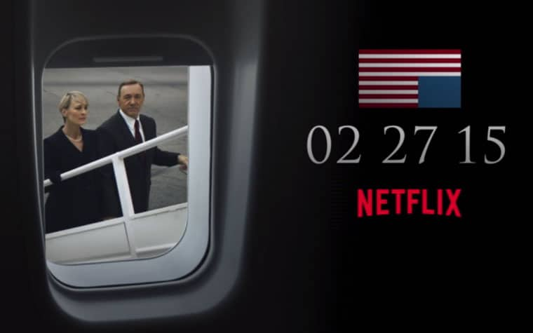 House of Cards Staffel 3 startet am 27. Februar 2015