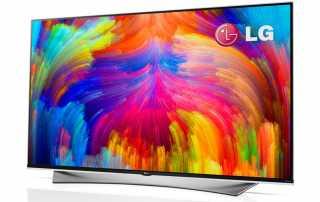 LGs neue 4K Ultra HD Fernseher mit Quantum Dot Technologie werden auf der CES 2015 vorgestellt