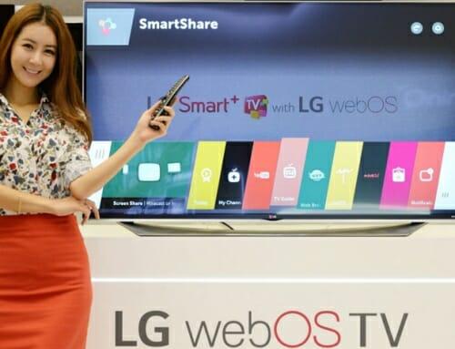 LGs 4K Fernseher aus 2014 erhalten Gratis-Update auf webOS 2.0
