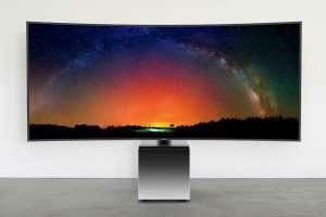 S9W SUHD 21:9 curved 4K Fernseher von Samsung