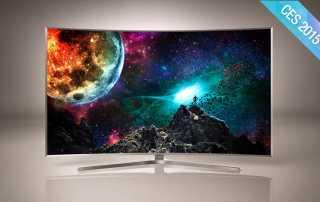 Samsung SUHD 4K Fernseher 2015