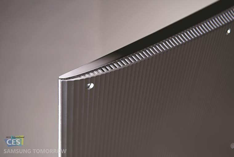 Das Shirring Design (Gekräuselt) der JS9000 Serie