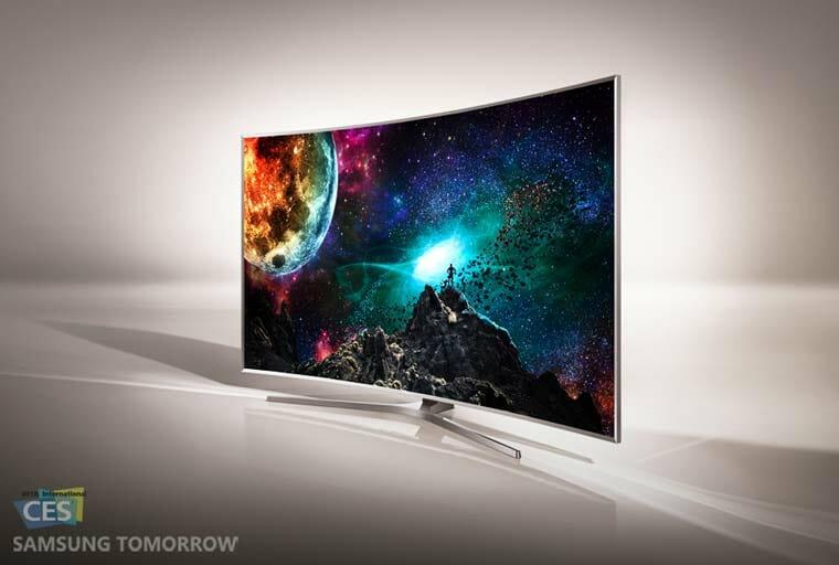 ue65js9590 samsungs suhd 4k tv im profi test. Black Bedroom Furniture Sets. Home Design Ideas