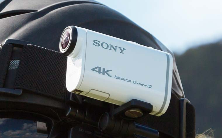 Sony FDR-X1000V 4K Actioncam