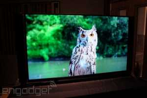 Philips 4K Laster TV Front