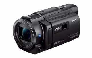FDR-AXP33 4K Camcorder von Sony