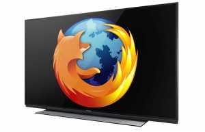 Panasonic 2015 4K Fernseher mit Firefox OS