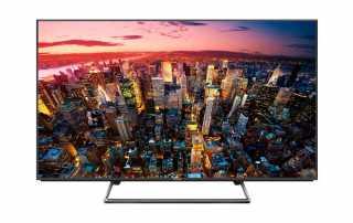 Panasonic CX850 4K Fernseher 2015