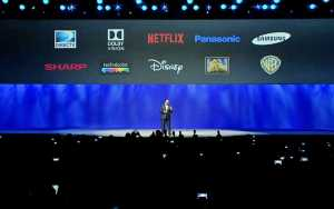 UHD Allianz mit DirectTV, Dolby, Netflix, Panasonic, Samsung, Sharp, Technicolor, Disney, 20th Century Fox und Warner Bros.