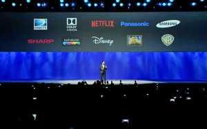 UHD Allianz mit DirectTV, Dolby, Netflix, Panasonic, Samsung, Sharp, Technicolor, Disney, 20th Century Fox und Warner Bros.