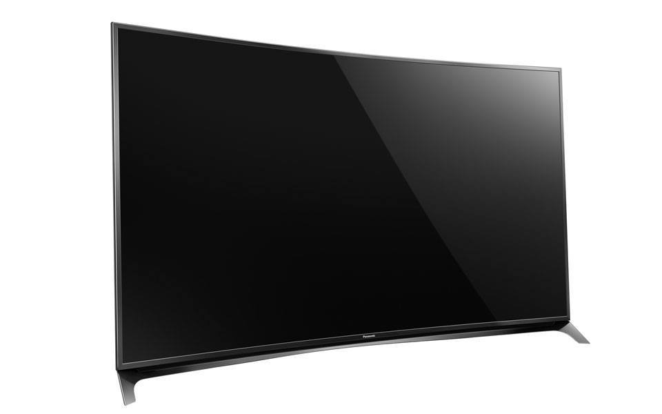 CRW854 Curved 4K TV