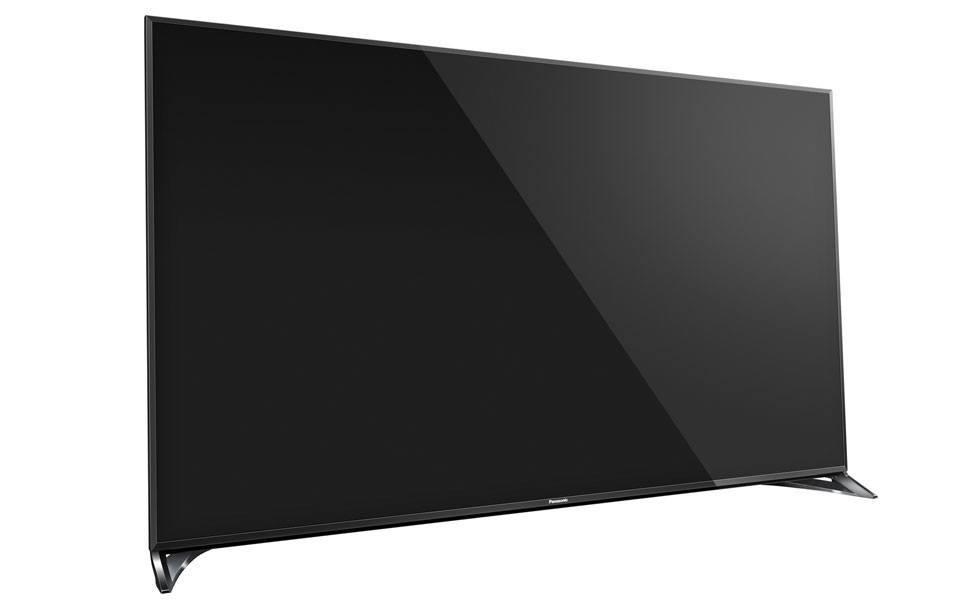 CXW804 4K Fernseher von Panasonic im klassischen Design