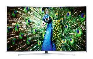 Samsung JU7590 Serie (curved 4K Fernseher)