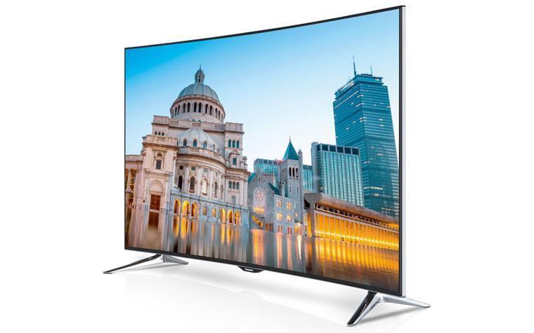 TX-55CRW434 Panasonic curved 4K Fernseher